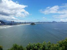 Minha cidade,  São Vicente SP Brasil
