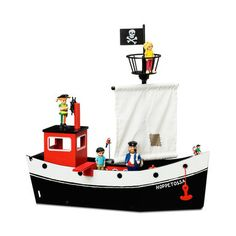 Hoppetossa Pippi Longstocking, Top Toys, Toy Chest, Storage Chest, Fun, Kids, Home Decor, Boat, Dekoration
