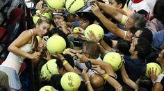 María Sharapova | Deportes Noticias | resultados deportivos en vivo | Reseñas, Noticias y vídeos - IMAGEN DEL DEPORTE