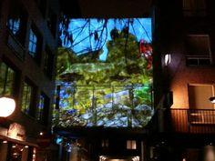 Glow 2013  - MotionWave by students H. SintLucas. Glow Eindhoven www.gloweindhoven.nl