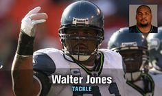 Walter Jones Named to HOF 12 seasons, Alan Faneca, Walter Jones, Man Page, Big Men, Seattle Seahawks, Football Helmets, Sports, Seasons, Game