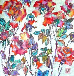 Last Roses - Sofia Perina Miller