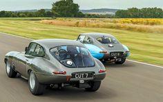 Protheroe's Jaguar E-types CUT 7 and 8