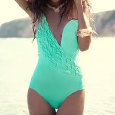 pretty one piece!