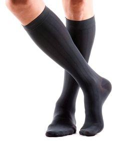 d0e3a1464a9 Mediven for Men mmHg Classic Calf Standard - Black