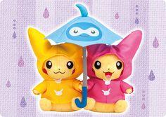 Cherry female Pikachu kimono sleeves, studded along the Park Chae-rim! Male Pikachu is super cool monsters ball with the crest addition haori coat hakama. Pokemon Dolls, Pokemon Plush, New Pokemon, Pokemon Fan, Pokemon Images, Pokemon Pictures, Cute Pikachu, Cute Pokemon, Female Pikachu