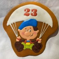 ммм Gingerbread Man, Candy, Cookies, Characters, Crack Crackers, Biscuits, Figurines, Sweets, Cookie Recipes