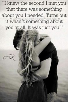 My love, It was just you. I love you baby skins! Love you Life Quotes Love, Romantic Love Quotes, Love Quotes For Him, Great Quotes, Me Quotes, Inspirational Quotes, Qoutes, Romance, Tori Tori