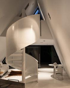 A Frame Cabin, A Frame House, Cabin Design, House Design, Art Nouveau, Cabin Tent, Loft, Architectural Section, Tent Camping
