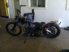 Aron kaufman bike, gas monkey
