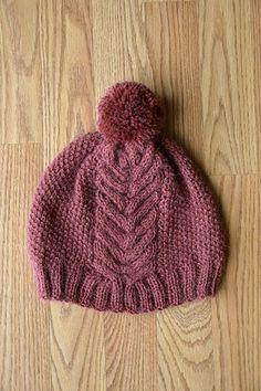 Victory Hat - Free Knitting Pattern ⋆ Knitting Bee