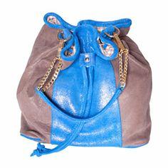 Zock Bag Blu by Les Envers