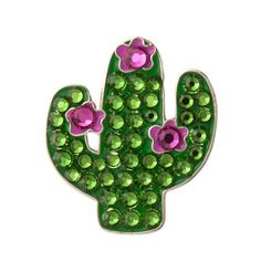 Bonjoc Ladies Cactus Ball Markers