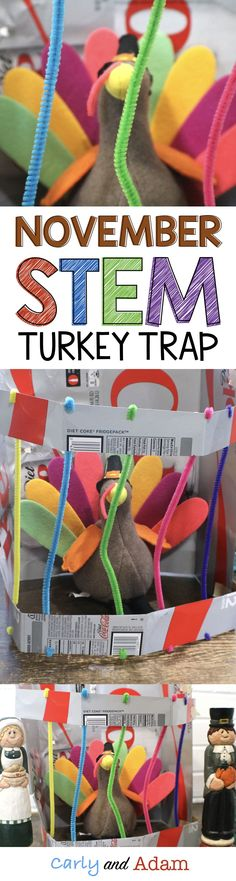 Thanksgiving Science Projects - Happy Thanksgiving from Qorpak! www.qorpak.com