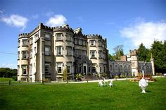 Castle In Kerry - Ballyseede Castle Hotel Kerry | Castles In Ireland #Castles #Ireland