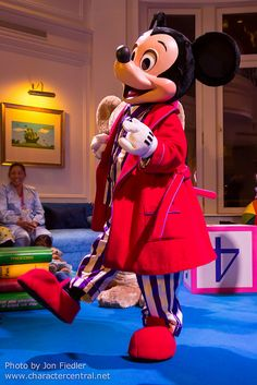 Mickey Mouse - May 2013 - Duffy's Bedtime Story