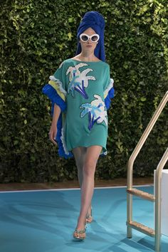 SS18 Look 18 - Emilio Pucci Official Website