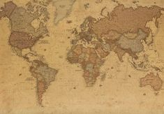 Ancient World Map From 1689 Free Stock Photo - Public Domain Pictures Brown Aesthetic, Aesthetic Colors, Aesthetic Collage, Aesthetic Vintage, World Map Wallpaper, Wall Wallpaper, Brown Wallpaper, Monochrome, Photo Wall Collage