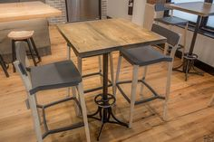 Bistro Table / Table Base / Cafe Table / von JRealFurniture auf Etsy