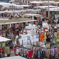 Los mercados callejeros tendrán que emitir tickets de compra y facturas — MurciaEconomía.com.