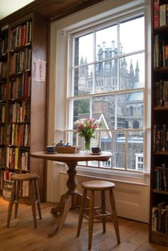 Another favourite bookshop, Topping & Co in Ely, Cambridgeshire