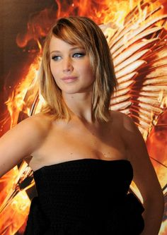 Jennifer Lawrence graces the Majestic Barriere hotel
