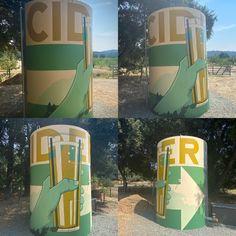 Beverages, Drinks, Water Tank, Murals, Canning, Black, Drinking, Dunk Tank, Black People