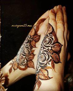 Palm Henna Designs, Mehndi Designs For Kids, Latest Henna Designs, Arabic Henna Designs, Mehndi Design Pictures, Modern Mehndi Designs, Beautiful Henna Designs, Mehndi Designs For Fingers, Henna Tattoo Designs