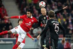Bayern Munich will start 2015 with a record 11-point lead in the Bundesliga, sparking debate over how to stop Germany's top flight becoming boring. Pep Guardiola's Bayern have brushed off their domestic rivals with ease and are poised to become the first team to go through a Bundesliga campaign unbeaten on their way to what would be a third consecutive title. They have dropped only six points from a possible 51 so far and post heavy wins in Germany's top tier with monotonous regularity. None…