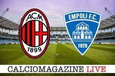 Milan-Empoli cronaca live e risultato in tempo reale
