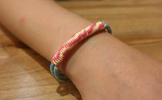 Fashionable Bracelet, Colorful Bracelet, Friendship and Couple Bracelets, Daily Accessories by River163 on Etsy