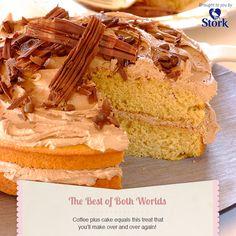 Coffee cake #recipe