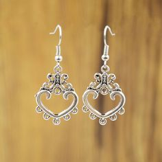 20pc/lot Charm Connector Antique Silver Earring Findings DIY Parts Components Vintage Earrings Making Accessories Y1485-in Jewelry Findings & Components from Jewelry & Accessories on Aliexpress.com | Alibaba Group