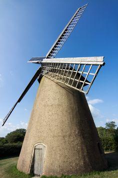 Bembridge Windmill  isle of  wight  NT