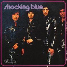 Shocking - Blue Attila 180g Import Vinyl LP + Bonus Tracks