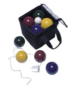 Park & Sun BB-109 Bocce 109mm Pro Set Park & Sun Sports