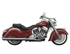 The all-new 2014 Indian Chief Classic; check your pulse......for this is your Daddy.