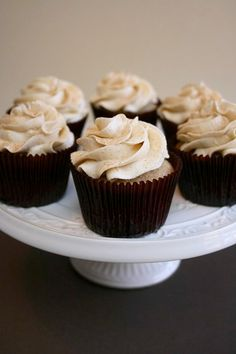Vanilla Chai Cupcakes - Cupcake Daily Blog - Best Cupcake Recipes .. one happy bite at a time!