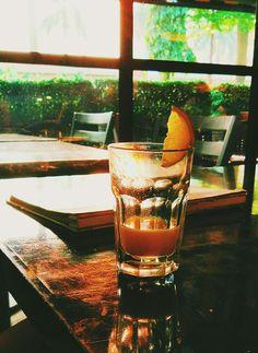 Evening juice
