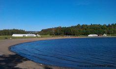 Langøyene badeplass - badeplass Oslo, Fjord, Golf Courses, Outdoor Decor