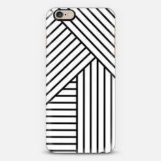 Stripes phone case