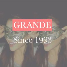 Ariana Grande. Edit made with Phonto.