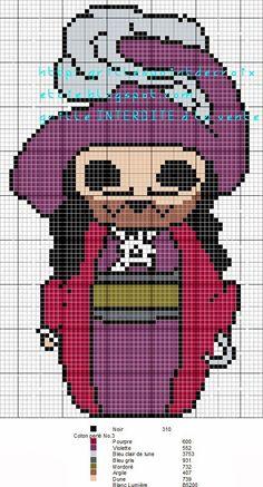 grilles point de croix et cie: Grille point de croix Peter Pan, Wendy et le Capitaine Crochet