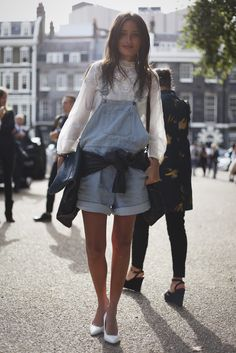 London Fashion by Paul: Street Muses...LFW...@Unique Quiambao Spring/Summer 2013