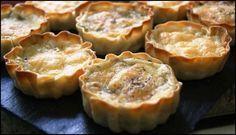 Aperitivos fáciles y deliciosos que comparte la autora del blog Anna Recetas Fáciles.