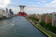 Roosevelt Island Tram à NewYork http://www.cnewyork.net/guide/telepherique-roosevelt-island.php