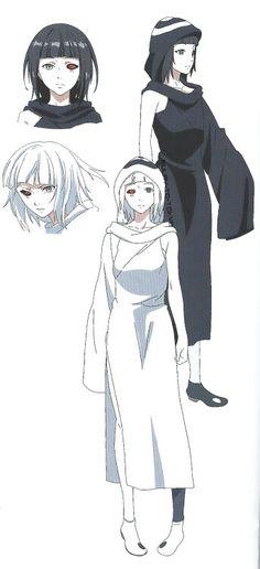 Kurona and Nashiro