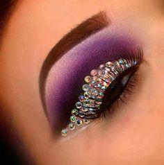 makeup-eye-makeup-eyes-glam-fashion-mode-Favim.com-781266