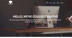 20 Web Designs with Stunning Video Backgrounds