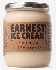 Earnest Ice Cream